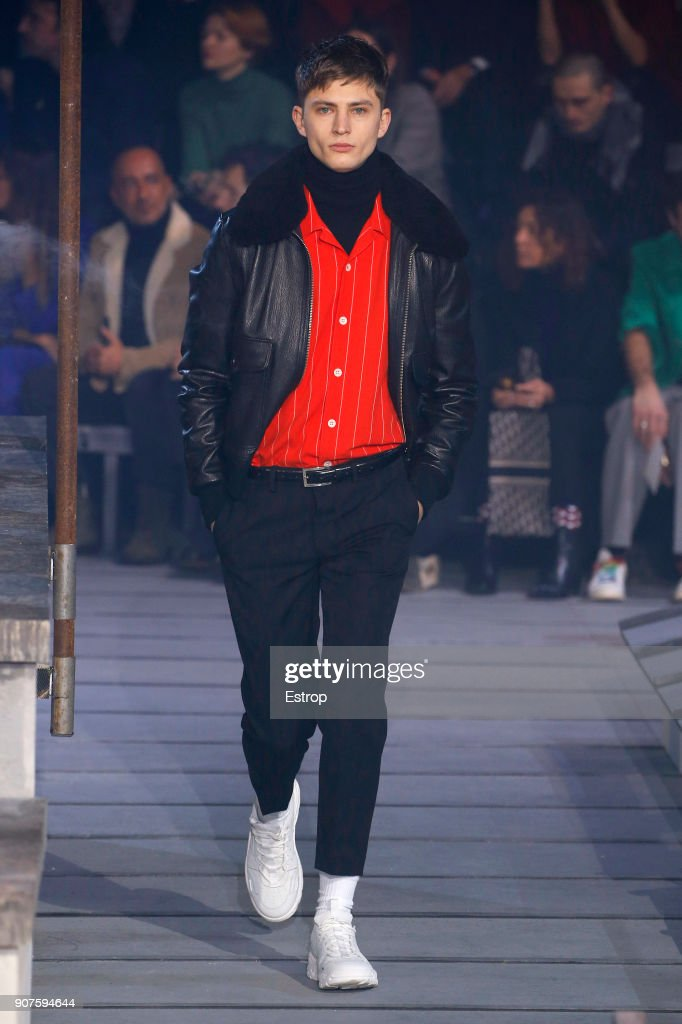 Ami - Alexandre Mattiussi : Runway - Paris Fashion Week - Menswear F/W 2018-2019