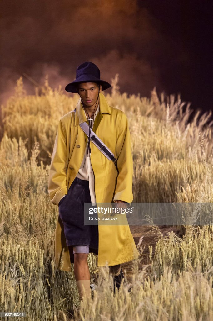 Ami Alexandre Mattiussi : Runway - Paris Fashion Week - Menswear Spring/Summer 2019