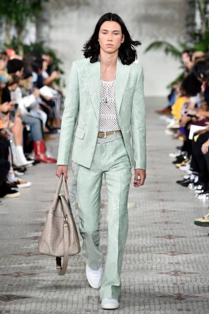 FRA: AMIRI : Runway - Paris Fashion Week - Menswear Spring/Summer 2020