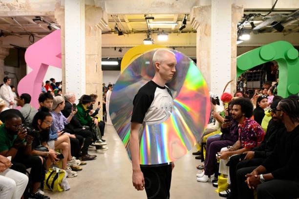FRA: Angus Chiang : Runway - Paris Fashion Week - Menswear Spring/Summer 2020