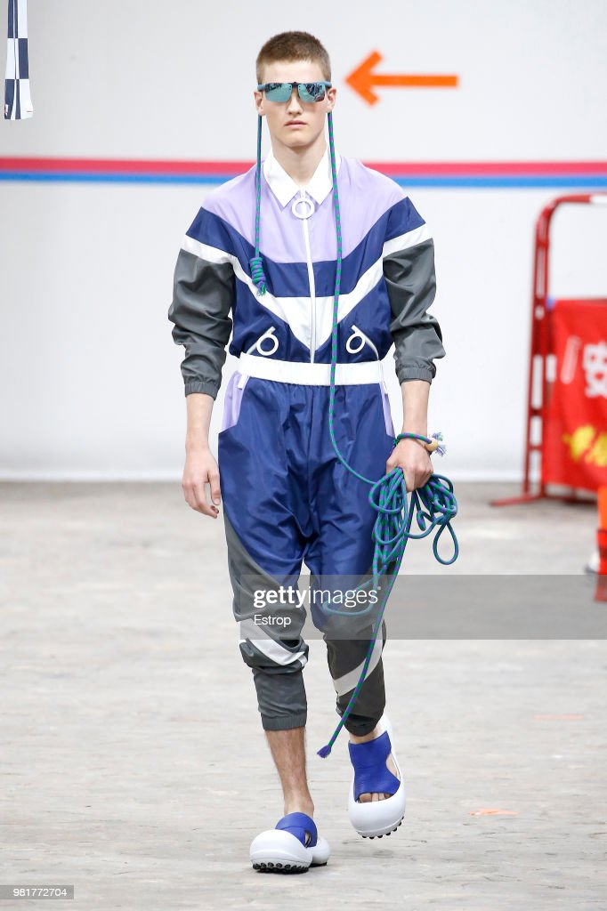 Angus Chiang: Runway - Paris Fashion Week - Menswear Spring/Summer 2019