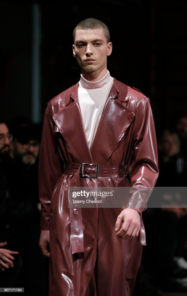 Arthur Avellano : Runway - Paris Fashion Week - Menswear F/W 2018-2019