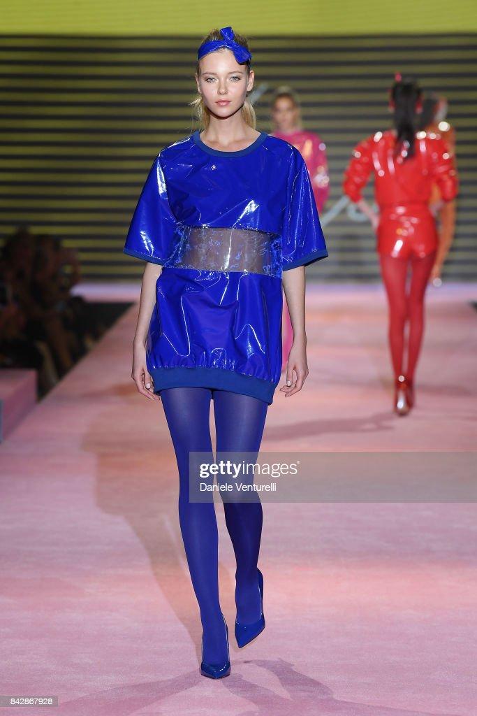 Calzedonia Legs Show : News Photo