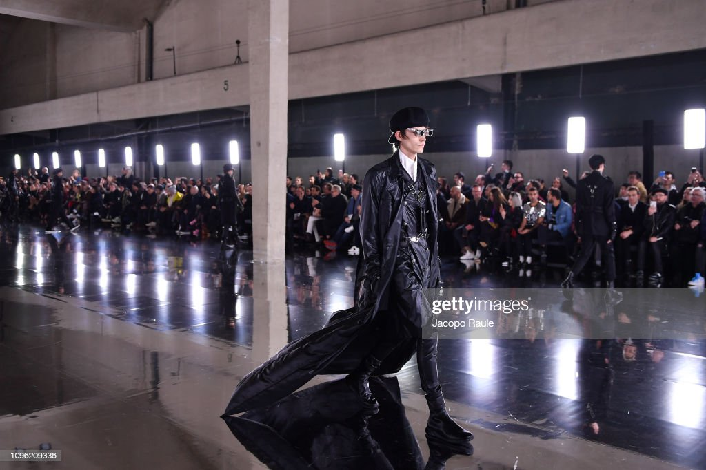 Balmain Homme : Runway - Paris Fashion Week - Menswear F/W 2019-2020 : News Photo