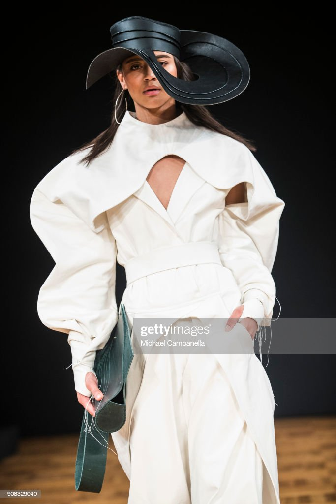 Stockholm Fashion Week - January 2018