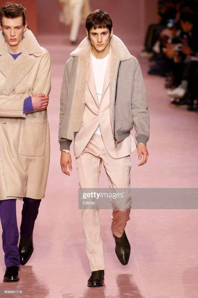 Berluti : Runway - Paris Fashion Week - Menswear F/W 2018-2019 : ニュース写真