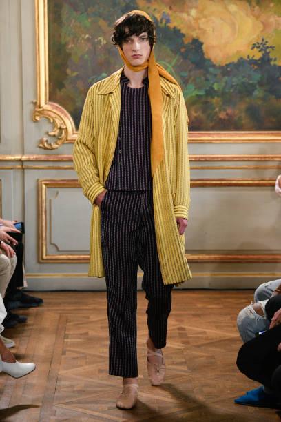 FRA: Bode : Runway - Paris Fashion Week - Menswear Spring/Summer 2020