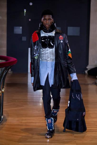 FRA: Boramy Viguier : Runway - Paris Fashion Week - Menswear F/W 2020-2021