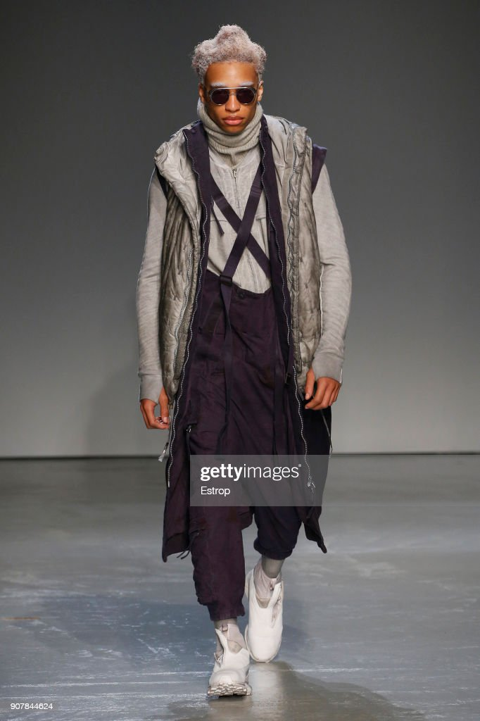 Boris Bidjan Saberi : Runway - Paris Fashion Week - Menswear F/W 2018-2019