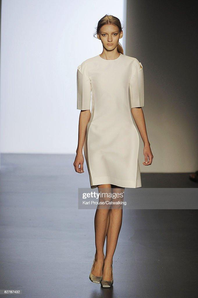Calvin Klein in New York Spring/Summer 2009 Fashion Week
