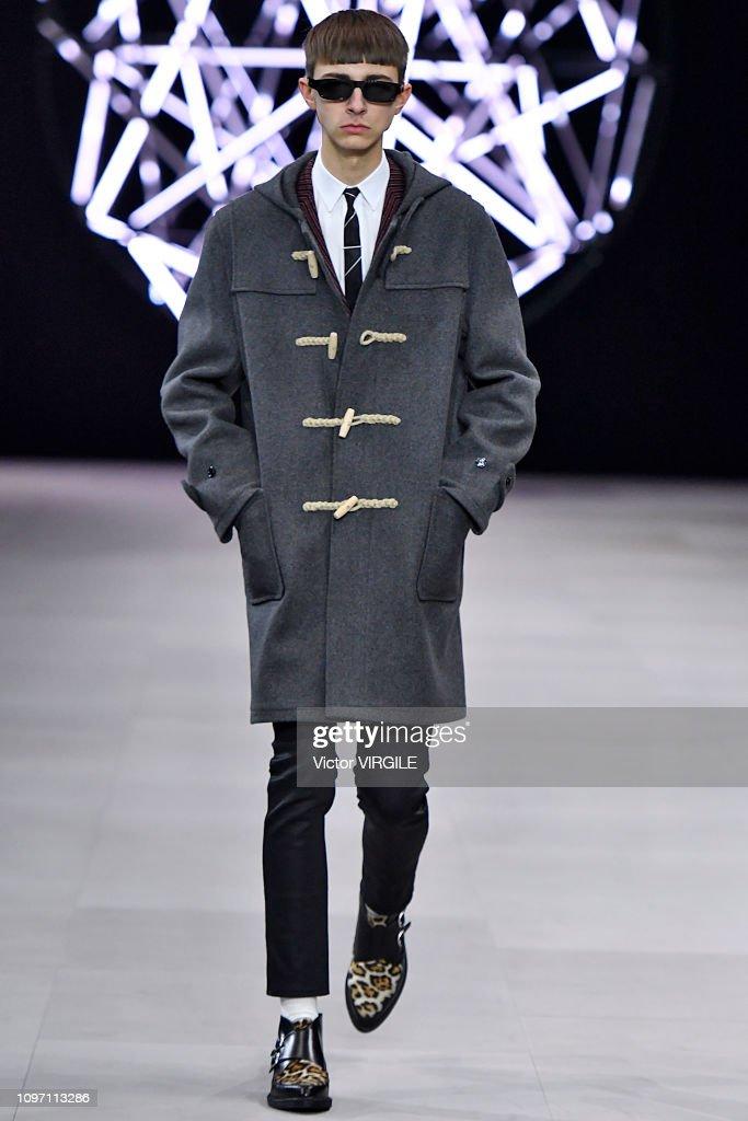 Celine : Runway - Paris Fashion Week - Menswear F/W 2019-2020 : ニュース写真