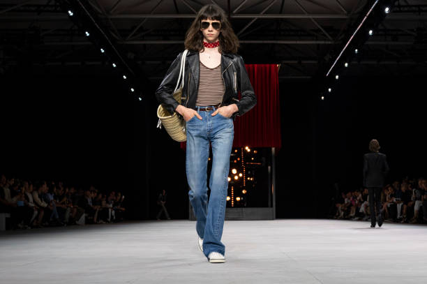 FRA: Celine : Runway - Paris Fashion Week - Menswear Spring/Summer 2020