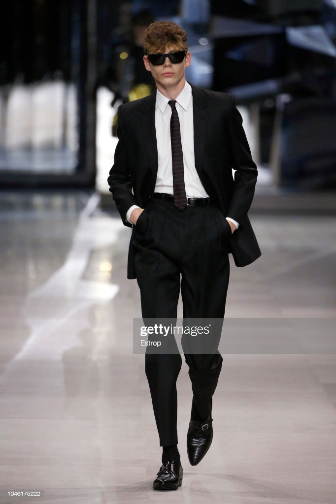 Celine : Runway - Paris Fashion Week Womenswear Spring/Summer 2019 : ニュース写真