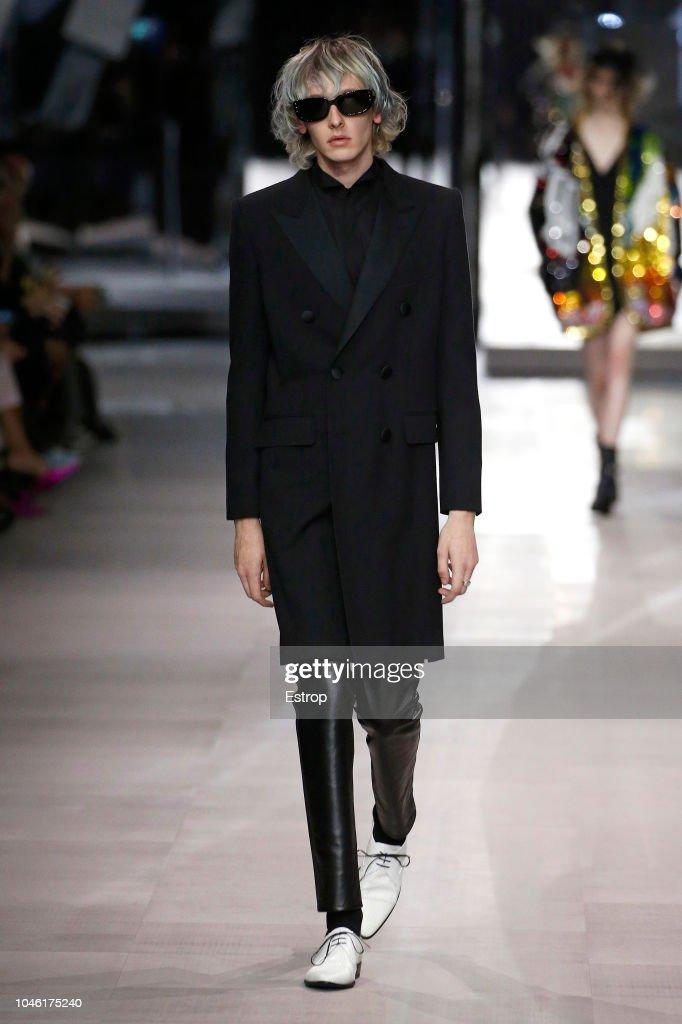 Celine : Runway - Paris Fashion Week Womenswear Spring/Summer 2019 : ニュース写真