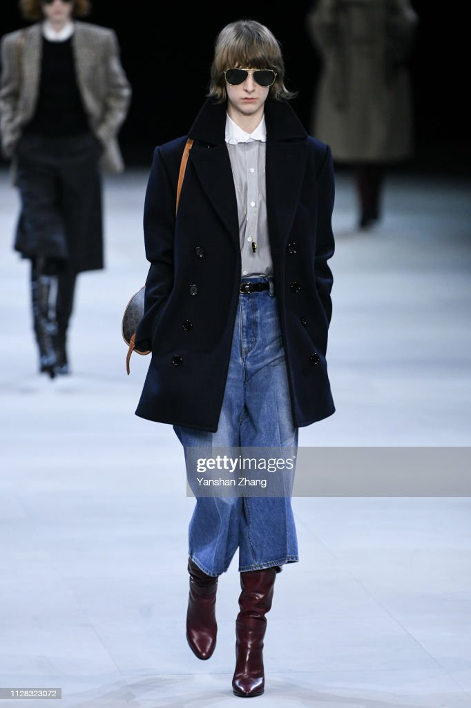 Celine : Runway - Paris Fashion Week Womenswear Fall/Winter 2019/2020 : News Photo
