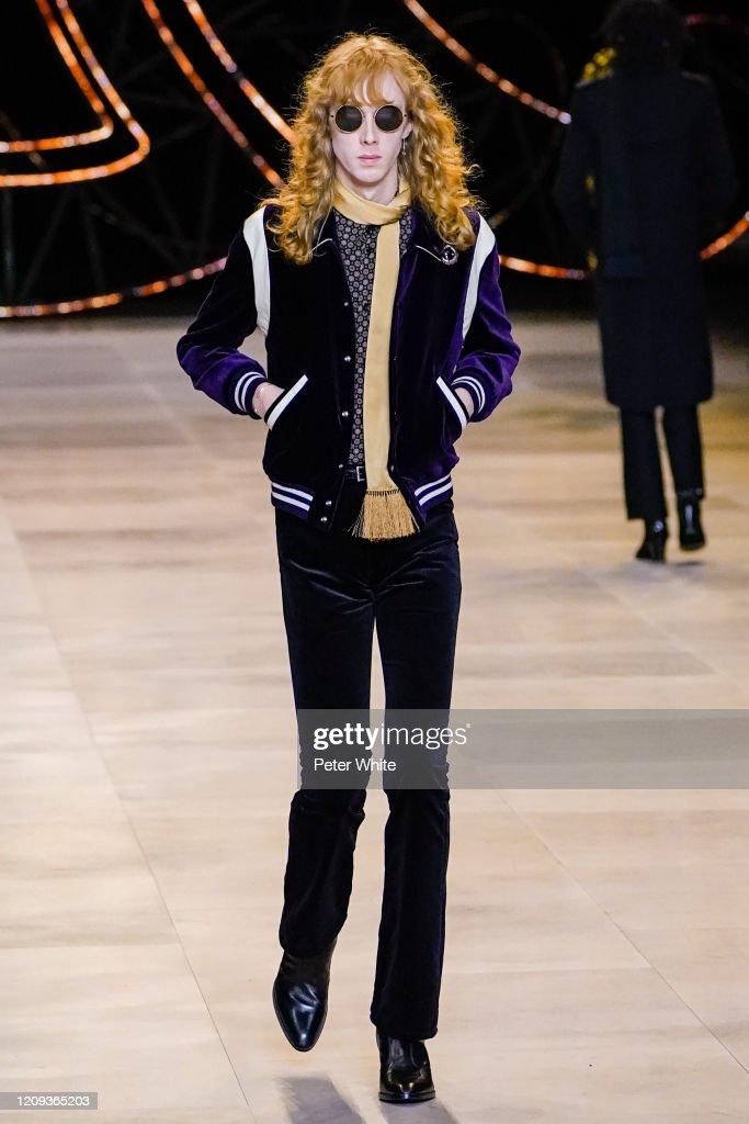 Celine : Runway - Paris Fashion Week Womenswear Fall/Winter 2020/2021 : ニュース写真
