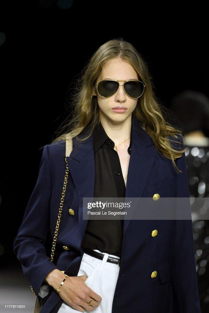 Celine : Runway - Paris Fashion Week - Womenswear Spring Summer 2020 : News Photo