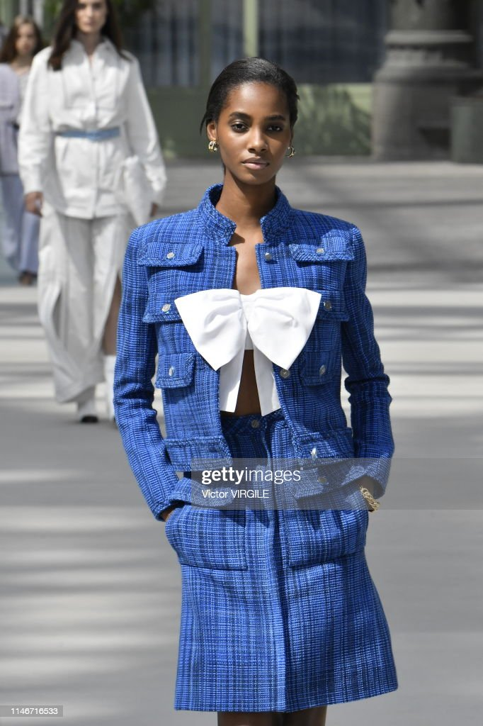 Chanel Cruise Collection 2020 : Runway At Grand Palais In Paris : News Photo