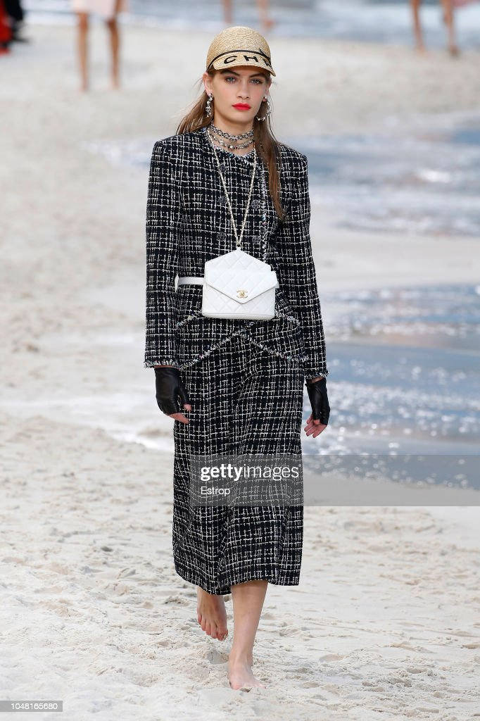 Chanel : Runway - Paris Fashion Week Womenswear Spring/Summer 2019 : ニュース写真