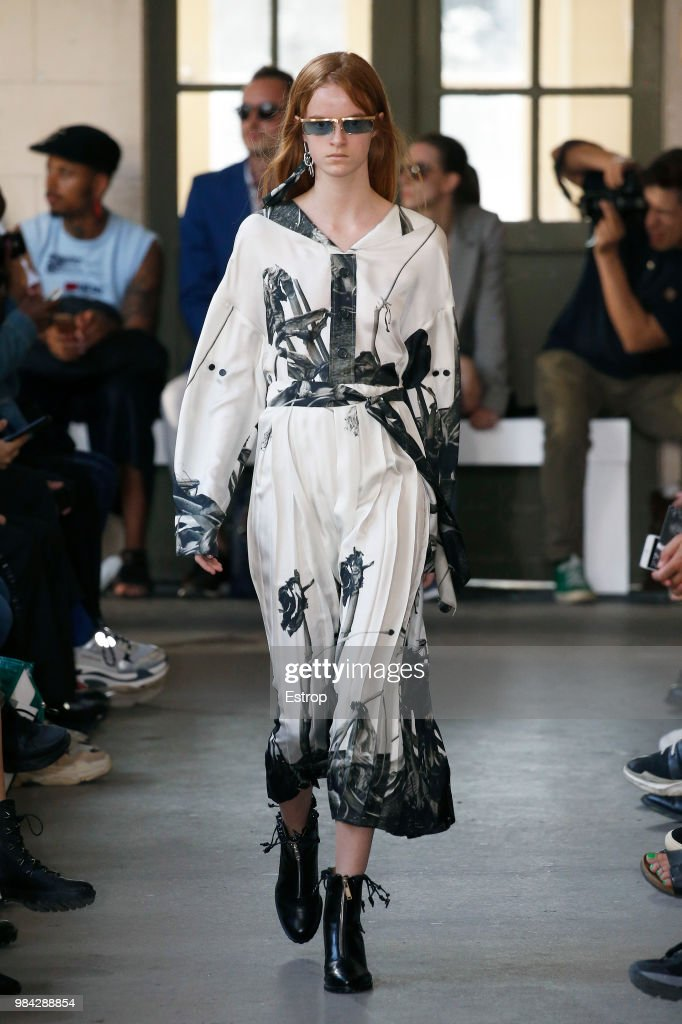 Christian Dada: Runway - Paris Fashion Week - Menswear Spring/Summer 2019 : ニュース写真