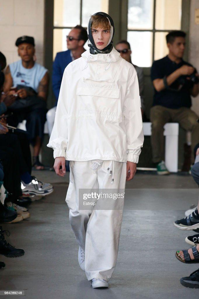 Christian Dada: Runway - Paris Fashion Week - Menswear Spring/Summer 2019 : ニュース写真