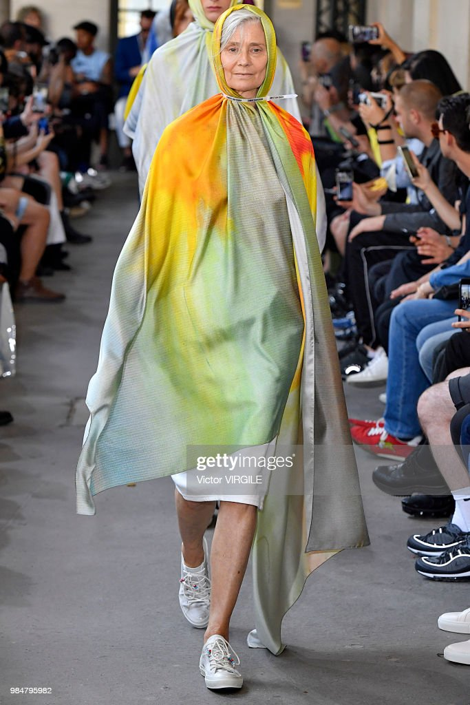 Christian Dada : Runway - Paris Fashion Week - Menswear Spring/Summer 2019 : ニュース写真