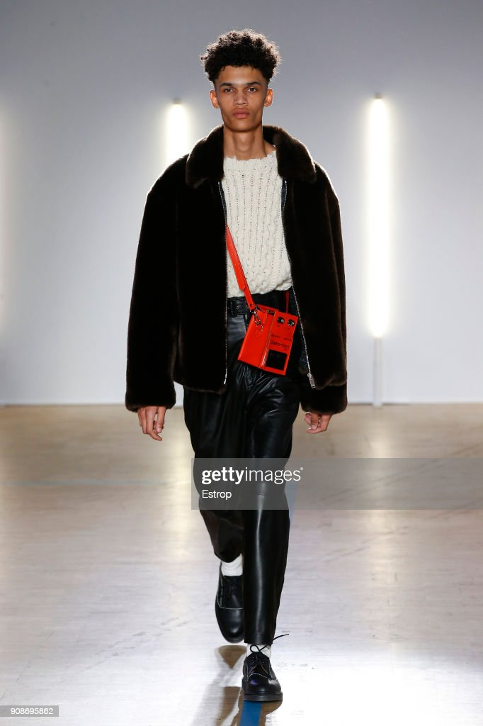 Christian Dada : Runway - Paris Fashion Week - Menswear F/W 2018-2019