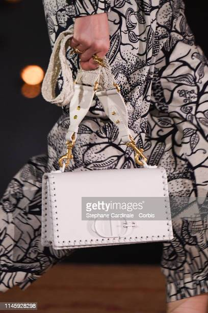Model walks the runway during the Christian Dior Couture S/S20 Cruise Collection on April 29, 2019 in Marrakech, Morocco.
