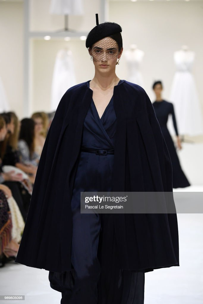 Christian Dior : Runway - Paris Fashion Week - Haute Couture Fall Winter 2018/2019 : News Photo