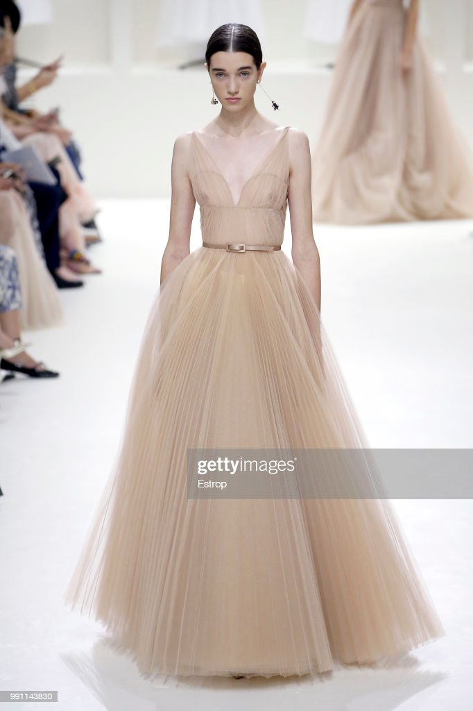 Christian Dior : Runway - Paris Fashion Week - Haute Couture Fall Winter 2018/2019 : ニュース写真