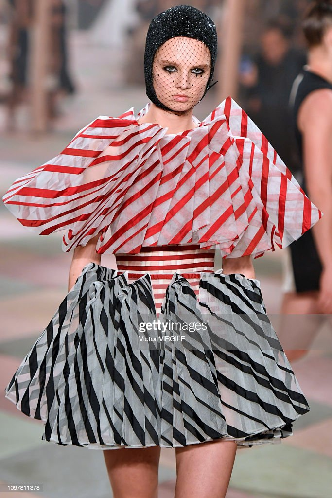 Christian Dior : Runway - Paris Fashion Week - Haute Couture Spring Summer 2019 : News Photo