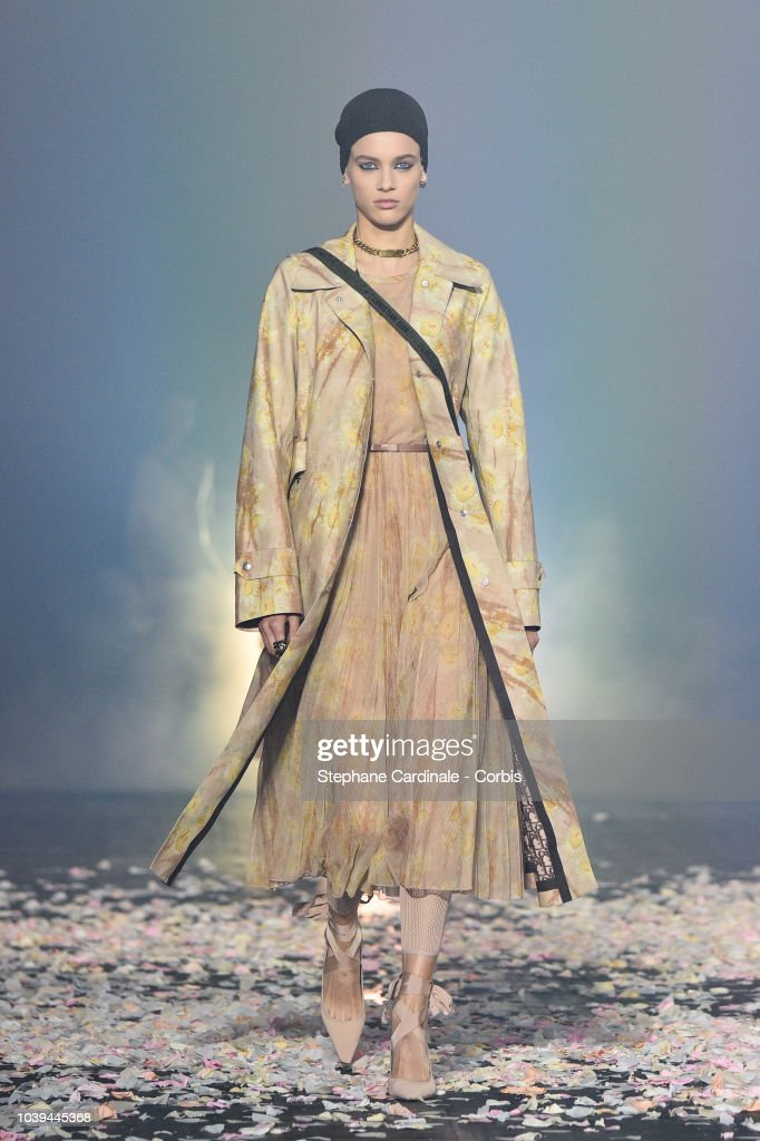 model-walks-the-runway-during-the-christian-dior-show-as-part-of-the-picture-id1039445368