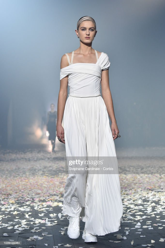 model-walks-the-runway-during-the-christian-dior-show-as-part-of-the-picture-id1039445384