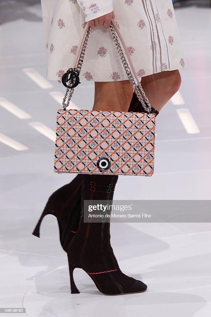 Christian Dior : Runway - Paris Fashion Week Womenswear Spring/Summer 2015 : News Photo