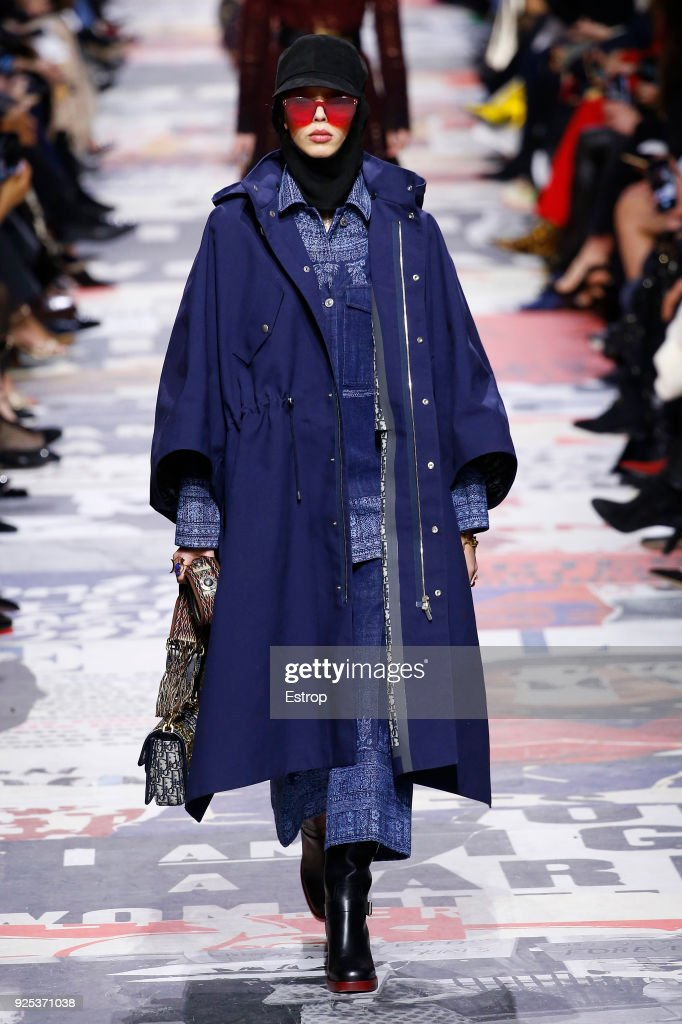 Christian Dior : Runway - Paris Fashion Week Womenswear Fall/Winter 2018/2019 : ニュース写真