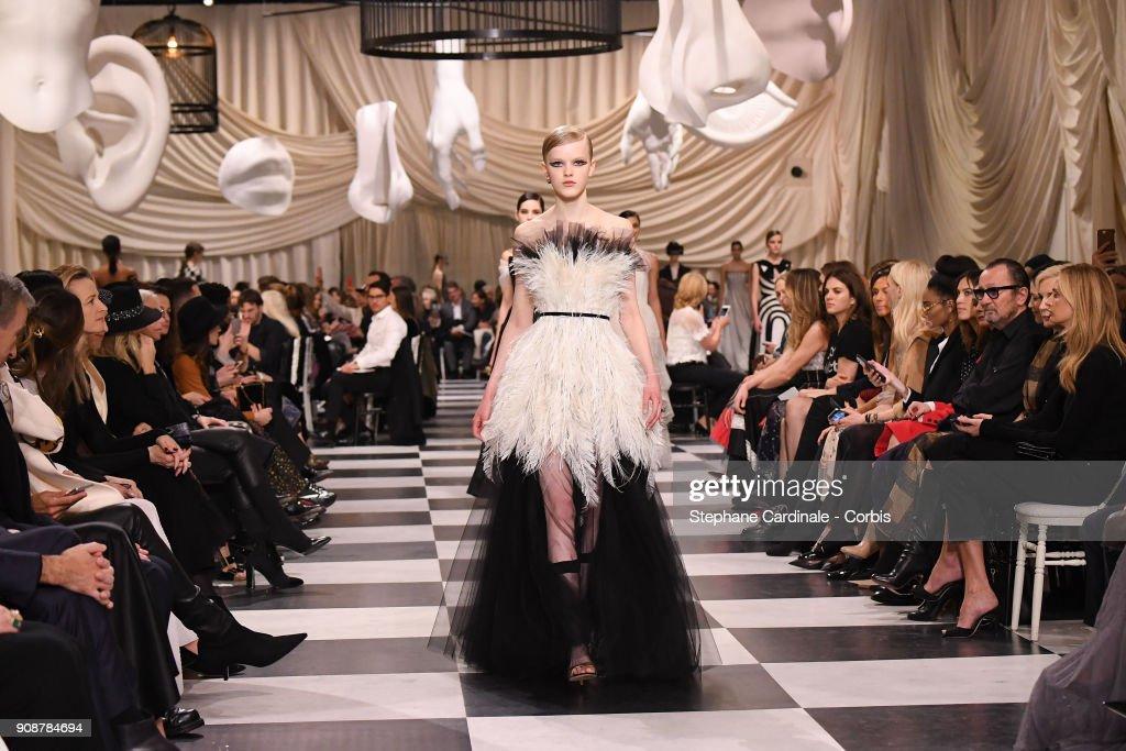 Dior: 2018 Haute Couture
