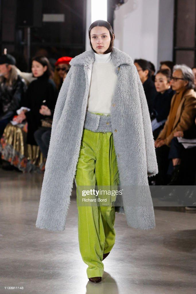 Cyclas : Runway - Paris Fashion Week Womenswear Fall/Winter 2019/2020 : News Photo