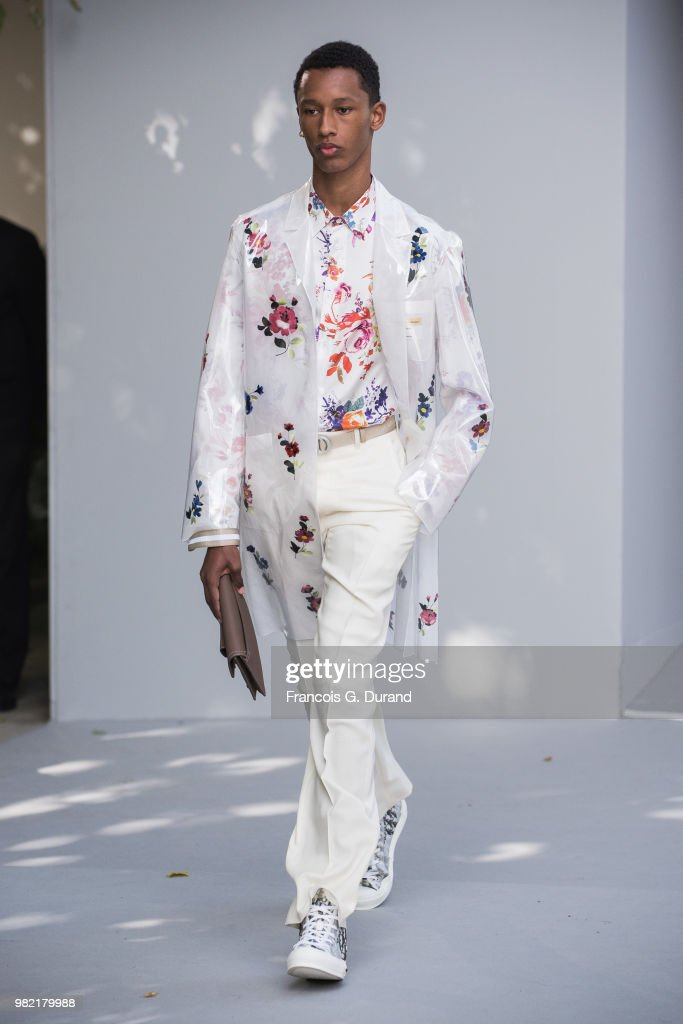 Dior Homme : Runway - Paris Fashion Week - Menswear Spring/Summer 2019