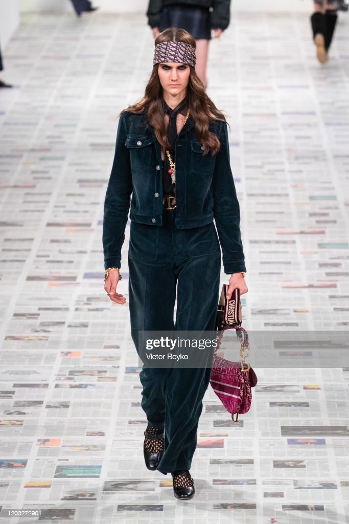 Dior : Runway - Paris Fashion Week Womenswear Fall/Winter 2020/2021 : ニュース写真