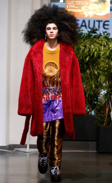 FRA: Doublet : Runway - Paris Fashion Week - Menswear F/W 2020-2021