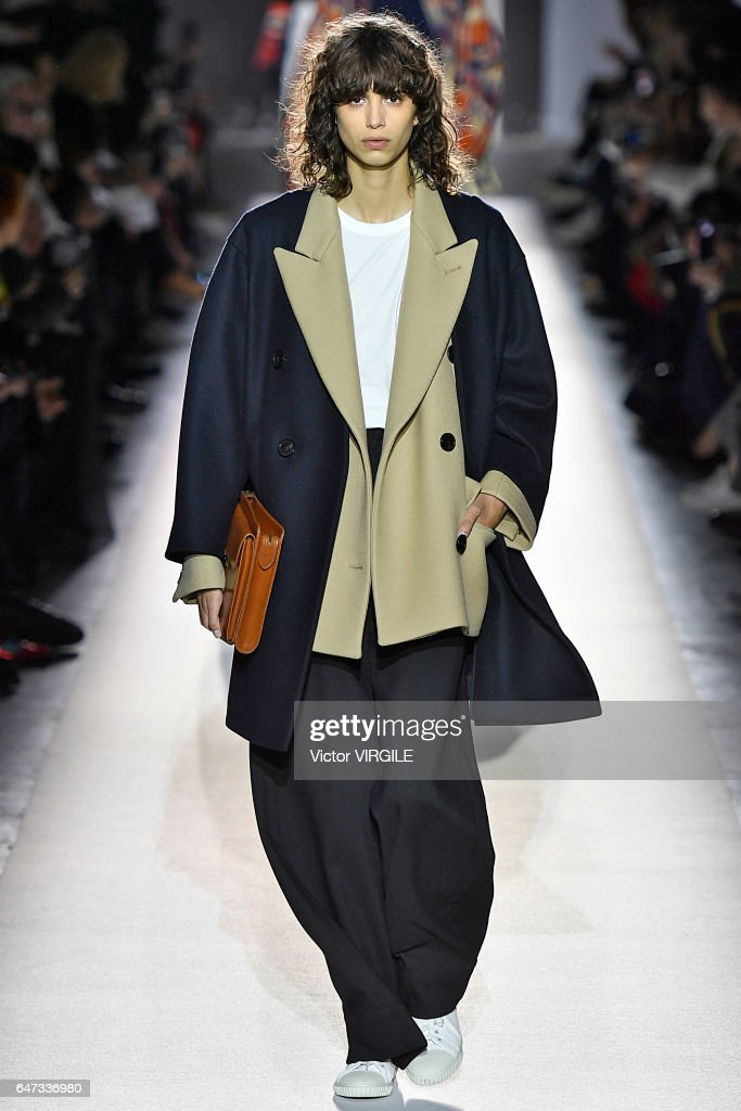 Dries Van Noten : Runway - Paris Fashion Week Womenswear Fall/Winter 2017/2018 : News Photo