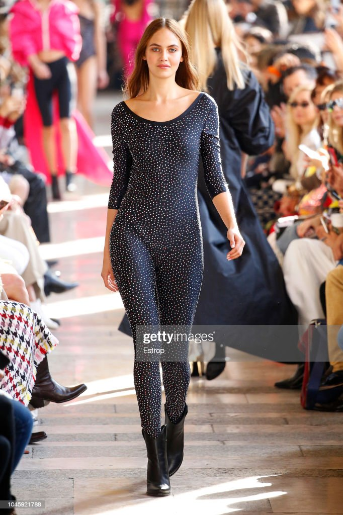 model-walks-the-runway-during-the-each-x-other-show-as-part-of-the-picture-id1045921788