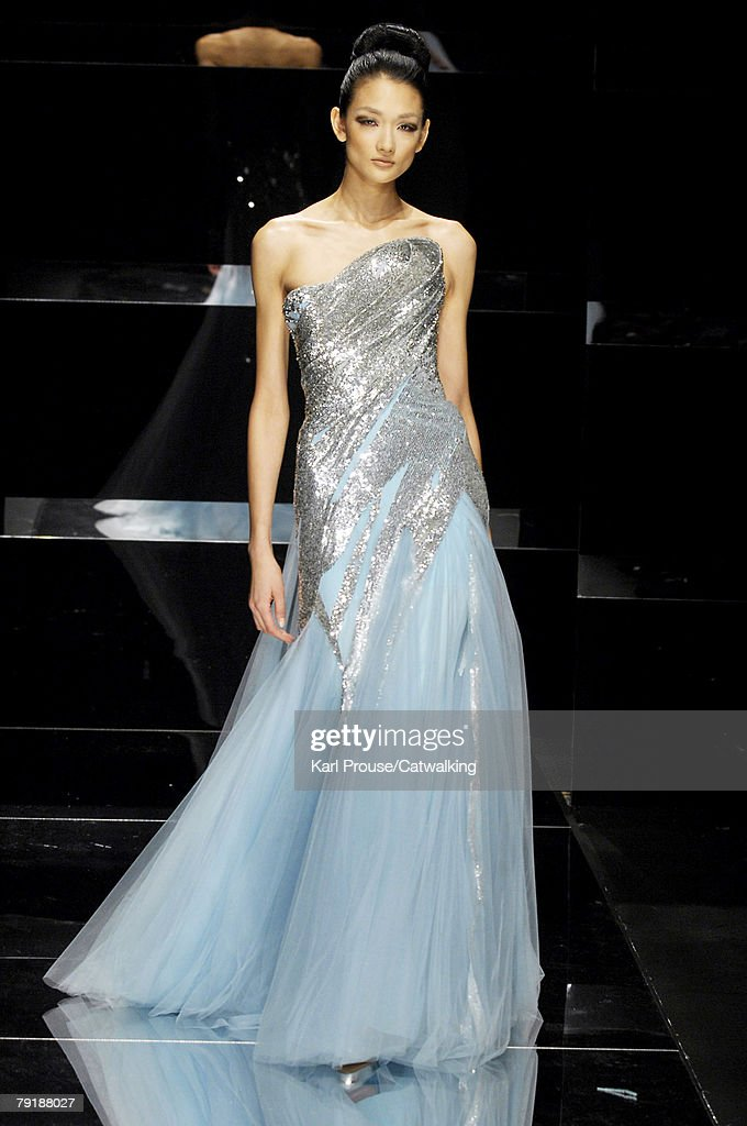 Elie Saab- Spring/Summer 2008 Haute Couture Fashion Show Photos and ...