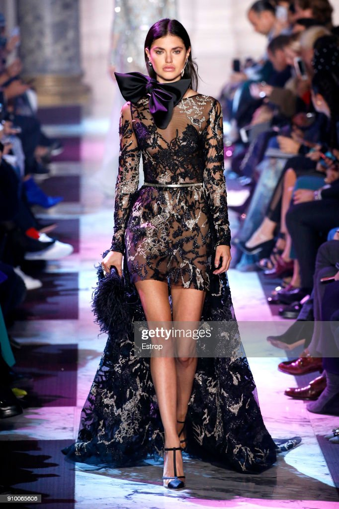model-walks-the-runway-during-the-elie-saab-spring-summer-2018-show-picture-id910065606