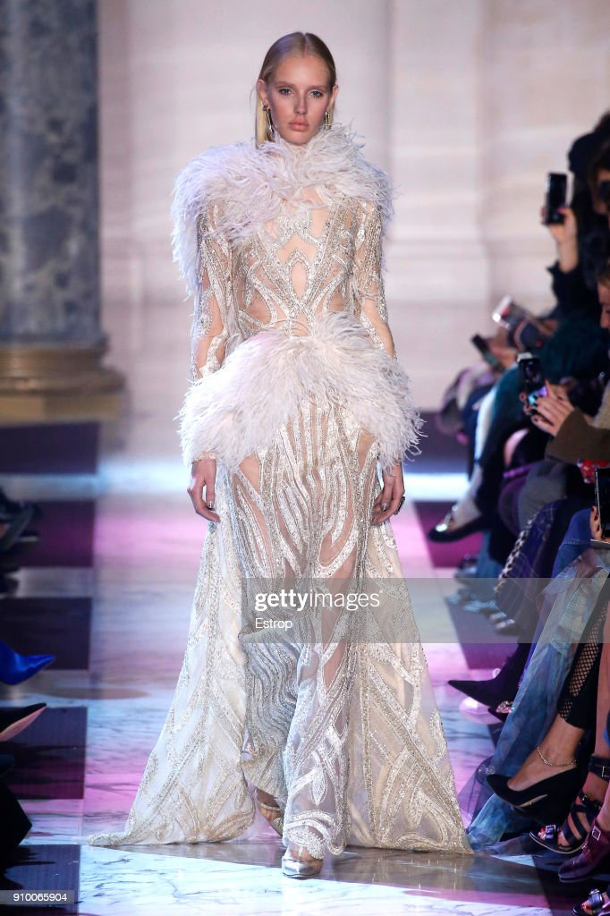 model-walks-the-runway-during-the-elie-saab-spring-summer-2018-show-picture-id910065904