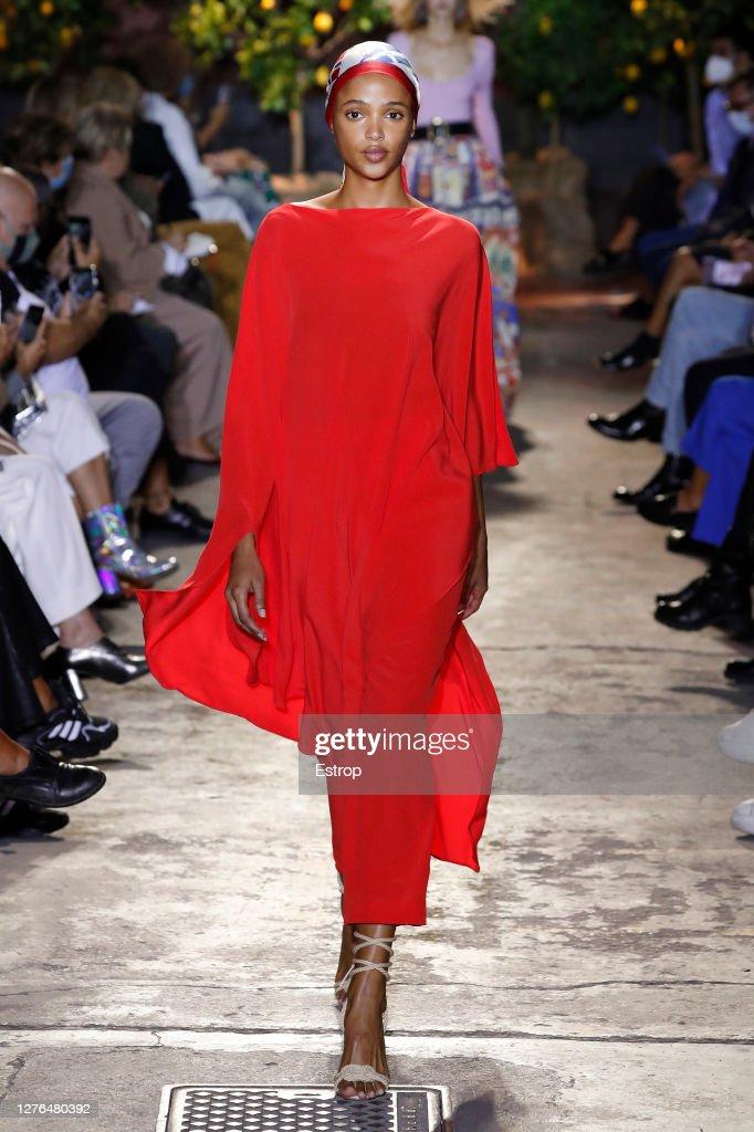 Etro - Runway - Milan Fashion Week Spring/Summer 2021 : Photo d'actualité