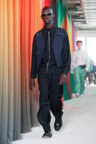 FRA: Etudes : Runway - Paris Fashion Week - Menswear Spring/Summer 2020