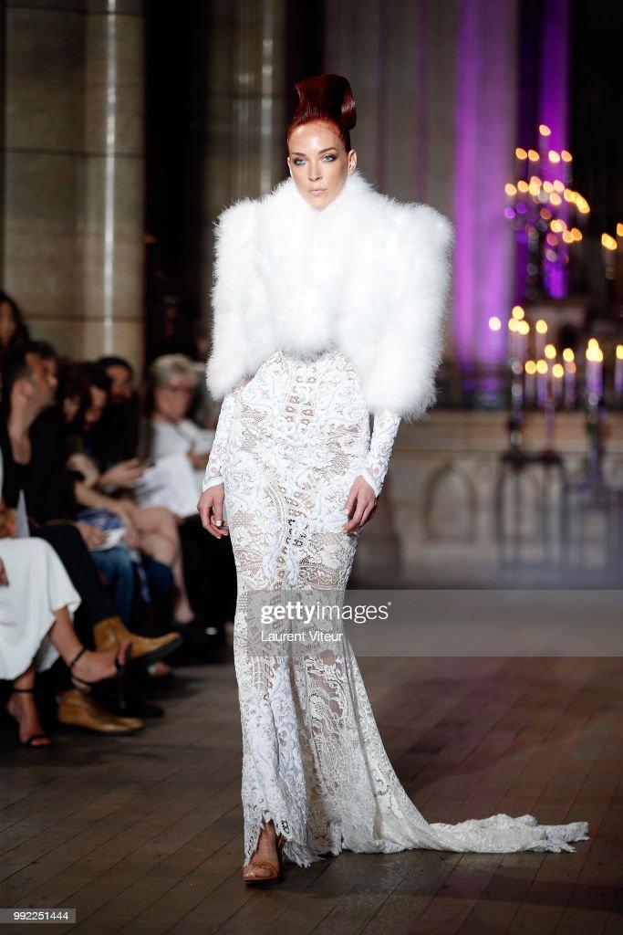 FRA: Eymeric Francois : Runway - Paris Fashion Week - Haute Couture Fall Winter 2018/2019