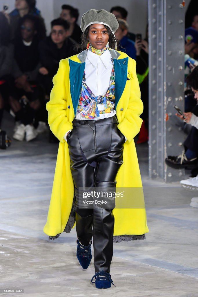 Facetasm : Runway - Paris Fashion Week - Menswear F/W 2018-2019