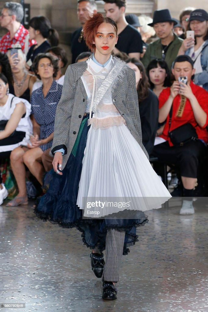 Facetasm : Runway - Paris Fashion Week - Menswear Spring/Summer 2019